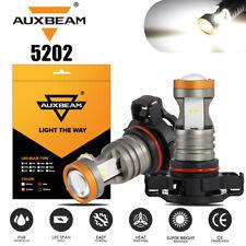 2x AUXBEAM 5202 H16 LED Fog Light Bulbs for GMC Canyon 2015-2017 Yukon 2007-2016