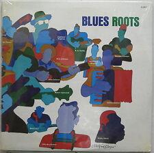 BLUES ROOTS s/t 1969 Poppy Records SEALED LP Lightnin' Hopkins MILTON GLASER Art