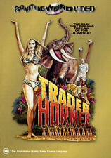 TRADER HORNEE (SOMETHING WEIRD VIDEO) - OUTRAGEOUS SEX COMEDY DVD