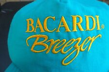 Vtg Bacardi Breezer Hat Alcohol Wine Cooler