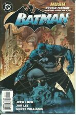 BATMAN  HUSH  DOUBLE FEATURE 608/609 -  DC  2003 ( COMICS USA )