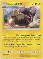 Alolan Golem 37/181 Rare :: Team Up :: Mint Pokemon Card