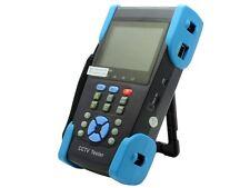 """3.5"""" écran TFT-Monitor HVT-2601 CCTV Testeur Test Caméra PTZ Contrôleur USB A2"""