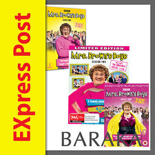 MRS BROWNS BOYS Brown's Boy Series 1, 2 & 3 + Christmas Special R4 DVD Set