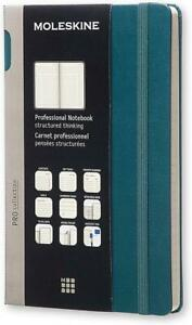 Moleskine Large Professional Office Notebook Notepad Hard Cover 21 x 13 x 1.5 cm