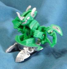 BAKUGAN Mechtanium Surge Green Ventus TITANIUM DRAGONOID 920g w/Real Diecast