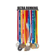 MEDAL HANGER DISPLAY HOLDER STEEL - ULTRA RUNNING - size 28 cm