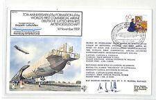 BK226 GB 1979 formación de mundos primer comercial aerolínea Cubierta {samwells} Pts