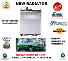 für Nissan Micra K11 2146097boo 2146097b15 CVT GETRIEBE 1992-2003 NEU Kühler