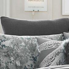 Kenneth Cole Reaction Home Euro European Pillow Sham, Winter'S Air, Grey, New