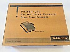 Tektronix Phaser 750 Black Toner Cartridge 016180301