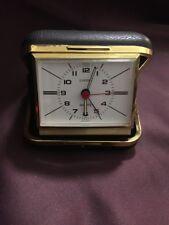vintage Europa alarm clock - quartz made in Germany