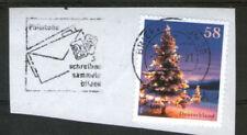 Briefmarken aus der BRD (ab 2000) mit Briefstück-Erhaltungszustand und Feiertags- & Weihnachts-Motiv