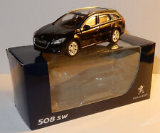 Peugeot 508 SW 1/54 3 Inches Norev (blue)