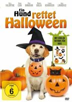 GARY/CAIN - EIN HUND RETTET HALLOWEEN (RE-RELEASE M.TATTOO)   DVD NEW