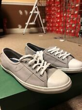 Lacoste Grey Zaine LCR2 SPW CNV New sneakers for WOMENS
