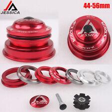 "44-56mm MTB Bike Bicycle Bearings Taper Headset Cone tube for 28.6mm fork 1-1/8"""