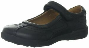 Stride Rite Girls Claire Mary Jan Shoes for Kids Black 11 X-Wide Little