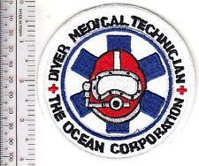 SCUBA Hard Hat Diving Florida The Ocean Corporation Diver Medical Technician whi