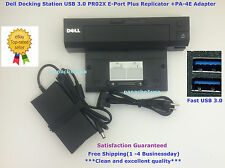 Dell Docking Station E Port Plus II PRO2X USB 3.0 Replicator PRO2X with Adapter