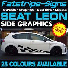 SEAT Leon grafica Strisce Adesivi Decalcomanie FR K1 Cupra R Copa 310 1.6 1.8 2.0