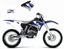 Yamaha YZ250F YZF250 2001 2002 Sticker Kit Stickers