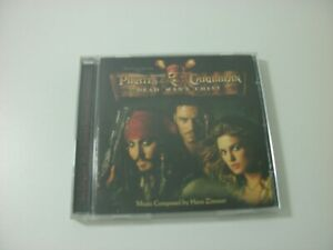 Pirates of the Caribbean - Dead Mans Chest Soundtract CD