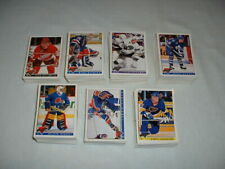 NHL PREMIER ICE HOCKEY 93/94 SERIES 1 Almost Complete Set Of 513 Trading Cards