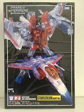 [NIB] Takara Transformers Masterpiece MP-03G Starscream (Ghost Ver)