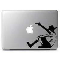 One Piece Portgas D. Ace for Apple Macbook Air / Pro Laptop Vinyl Decal Sticker