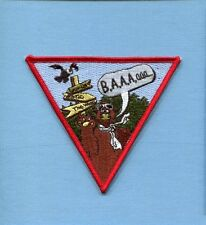 VAW-124 BEAR ACES VAW-120 GREYHAWKS US NAVY E-2 HAWKEYE Squadron Patch