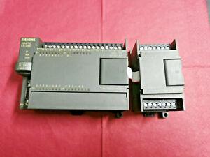 Siemens Simatic S7-200 CPU 224 214-1AD22-0xB0 222-1BF22-0XA0