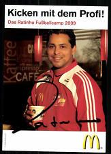 Ratinho 1 FC Kaiserslautern Autogrammkarte Original Signiert+A 87852