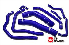 FOR TOYOTA LAND CRUISER HDJ80 1HD-T/FT 4.2L TURBO SILICONE RADIATOR HOSE kit