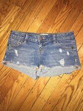 T Five Womens Denim Shorts Size 1