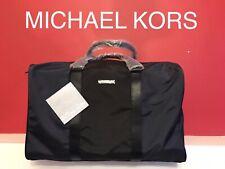 🆕💙💜💙GENUINE MICHAEL KORS MENS DARK BLUE HOLDALL TRAVEL BAG New & SEALED💙💙