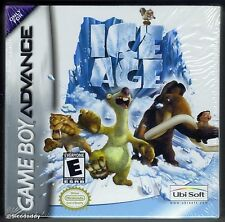 GBA Ice Age (2002) Brand New & Nintendo Factory Sealed