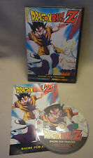 Anime / Manga DBZ DVD Dragonball Z RACHE FÜR FREEZER the Movie Klassiker