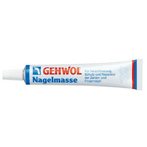 Gehwol Nail Compound 15ml for strengthening protecting & repairing toe nails