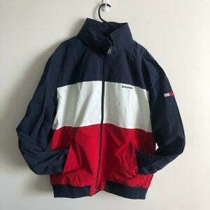 Tommy Hilfiger Tricolour Yacht Jacket size XXL