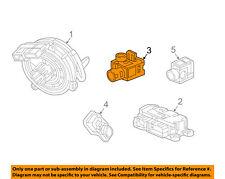 GM OEM Airbag Air Bag SRS-Front Impact Sensor 13586947