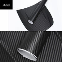 3D 4D Waterproof Carbon Fiber Vinyl Car Wrap Sheet Roll Film Sticker Decal Paper