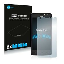 6x Pellicola Protettiva per NGM You Color Smart 5 Plus Protezione Proteggi