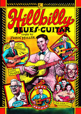 Learn to Play HILLBILLY BLUES GUITAR VIDEO DVD Lessons w. TAB/PDF by John Miller
