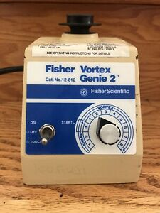 Fisher Vortex Genie 2  Cat# 12-812