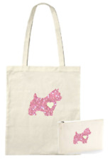 More details for norwich terrier bag and purse sets,bags for life,dog,gift,xmas,birthday