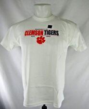 Clemson University Tigers Youth T-Shirt White NCAA S M L XL
