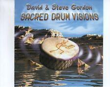 CDDAVID & STEVE GORDONsacred drum visionsEX (A4941)