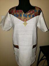 Ethiopian Men's Shirt Size S/M
