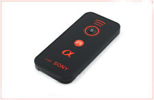 IR Wireless Remote Control for Sony NEX-6 NEX-7 NEX-5R NEX-5N Alpha A6000 UK
